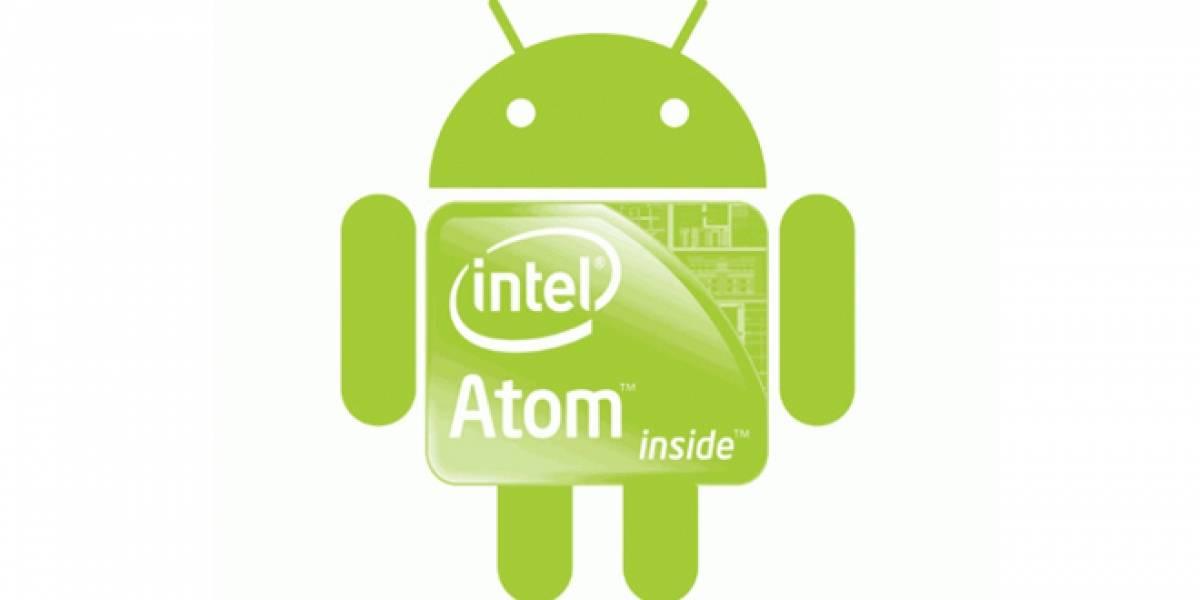 Los planes de Intel para entrar con x86 a Android, smartphones y tablets