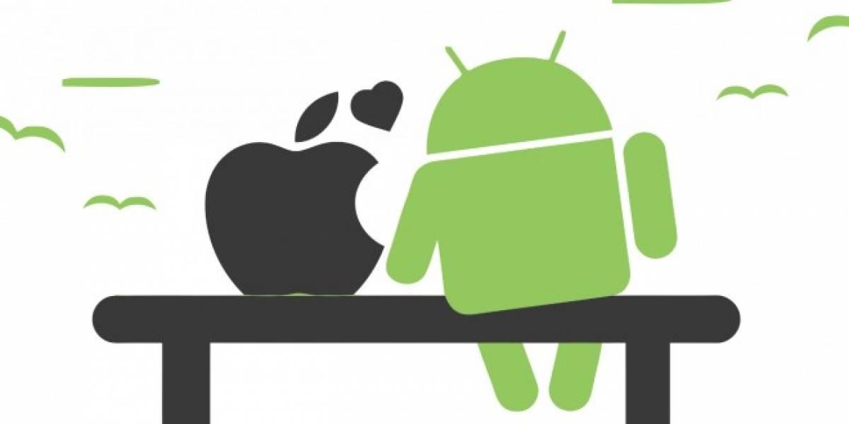 Android 7.0 Nougat facilita la migración desde iOS