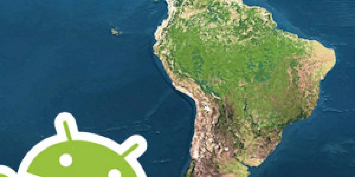 Android llegará desbloqueado a Latinoamérica antes de fin de año