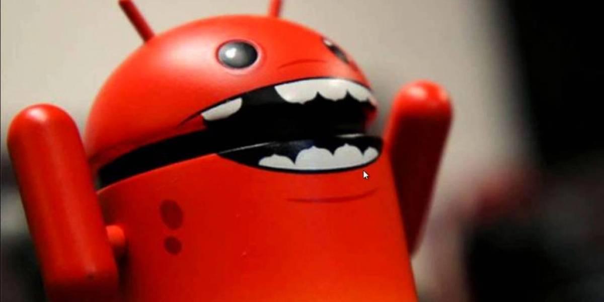 Aplicación de Android está robando datos bancarios
