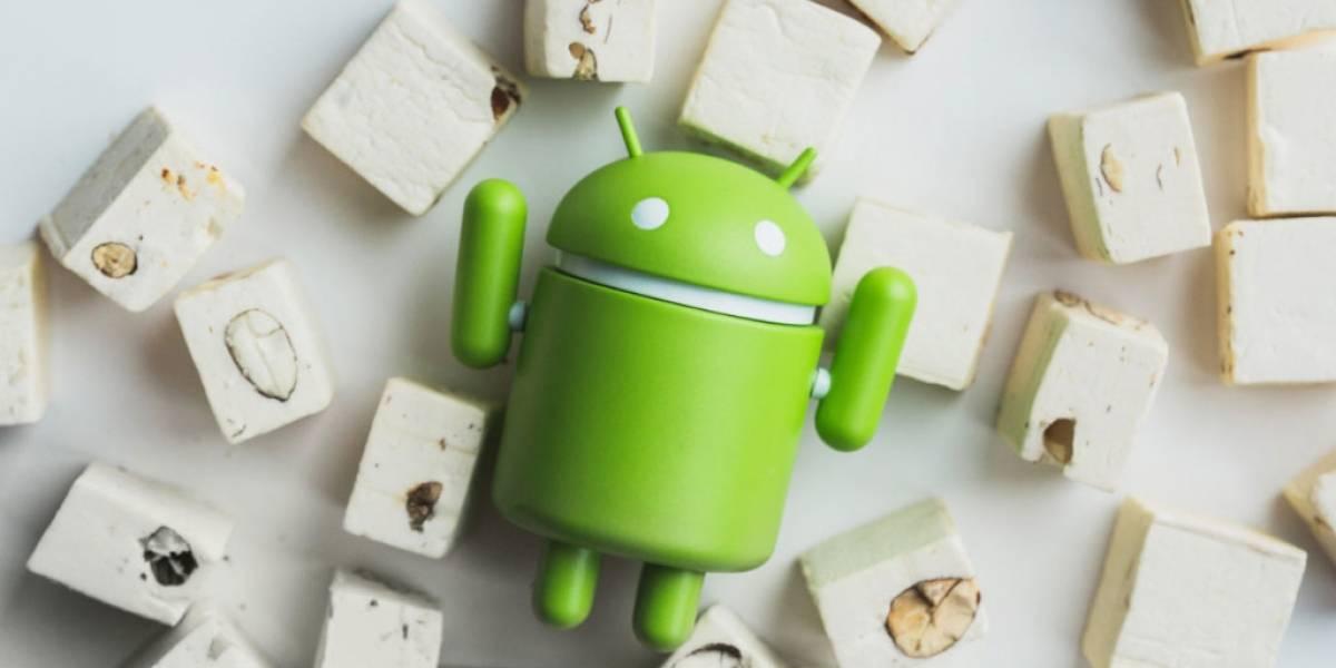 Android Nougat crece en agosto y el resto de versiones Android decrece