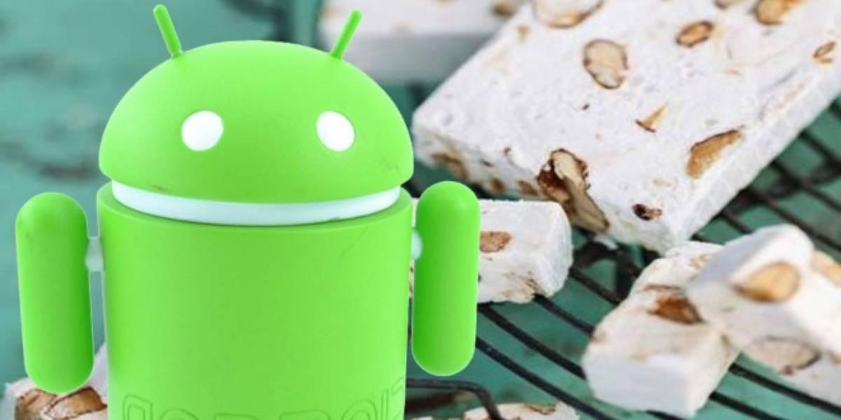 Android 7.1 Nougat reduce la carga tras una actualización