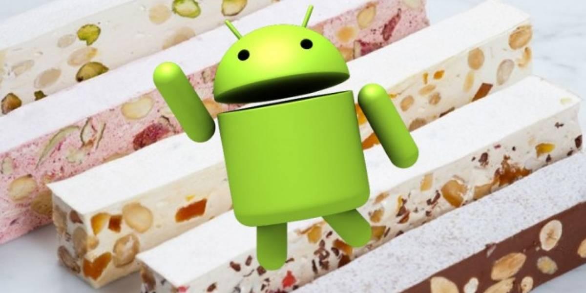 Ya puedes descargar la beta de Android 7.1 Nougat