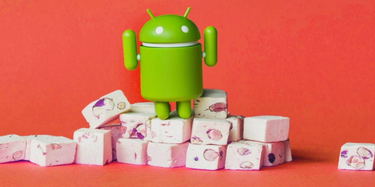 Android Nougat llegará al Galaxy S7 y S7 Edge empezando 2017