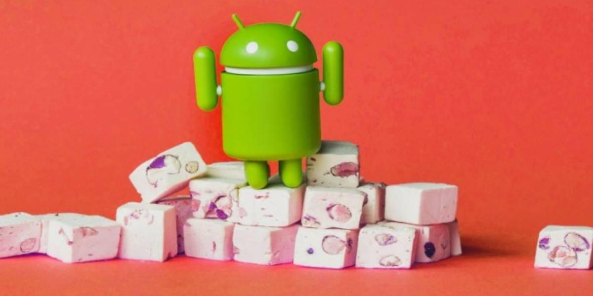 HTC 10 se actualizaría a Android 7.0 Nougat este mismo noviembre
