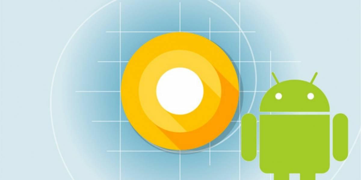 Así es el nuevo menú de la batería en Android O