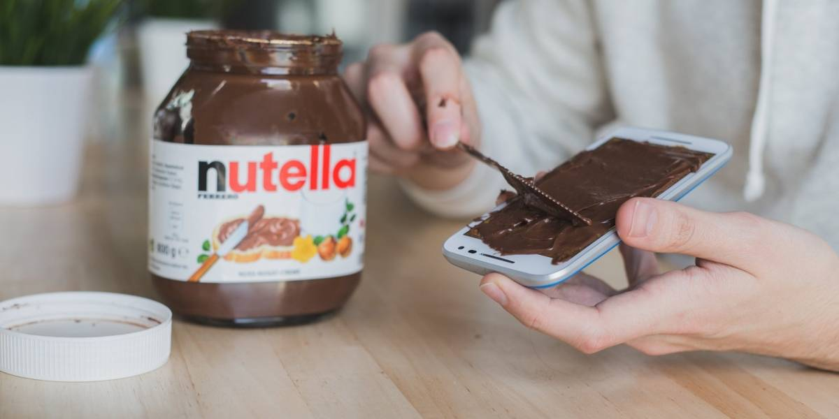 Android N podría llevar el nombre Nutella