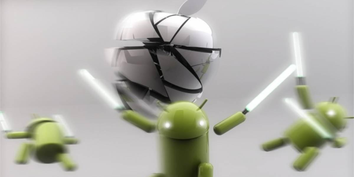 Kantar Worldpanel confirma que Android va a la alza y iOS en declive