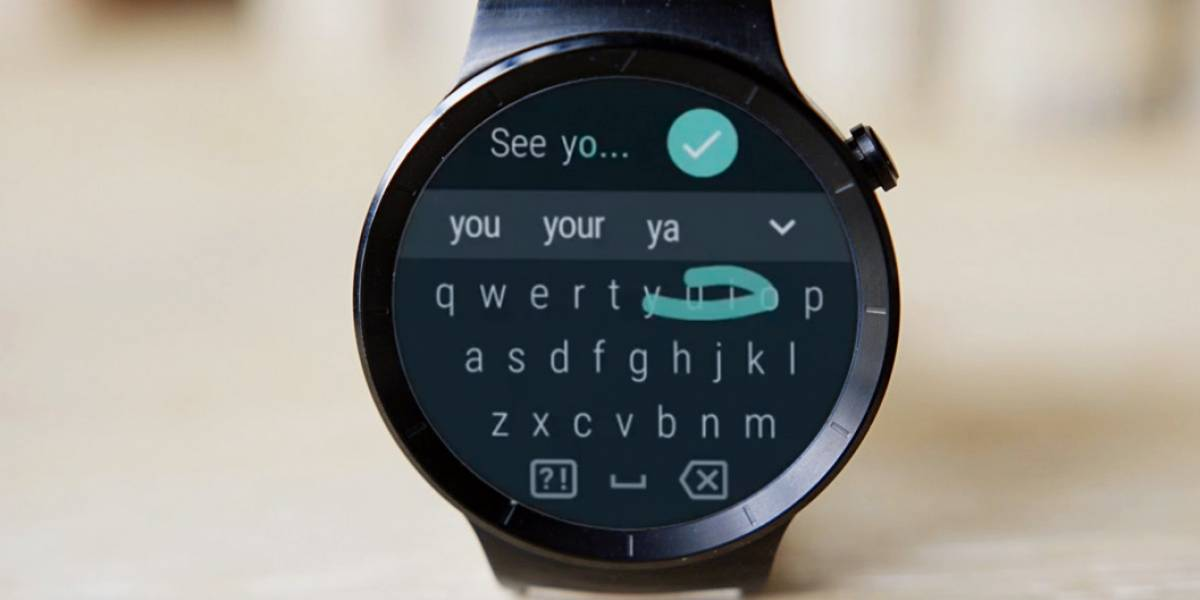 Android Wear 2.0 estará disponible en febrero