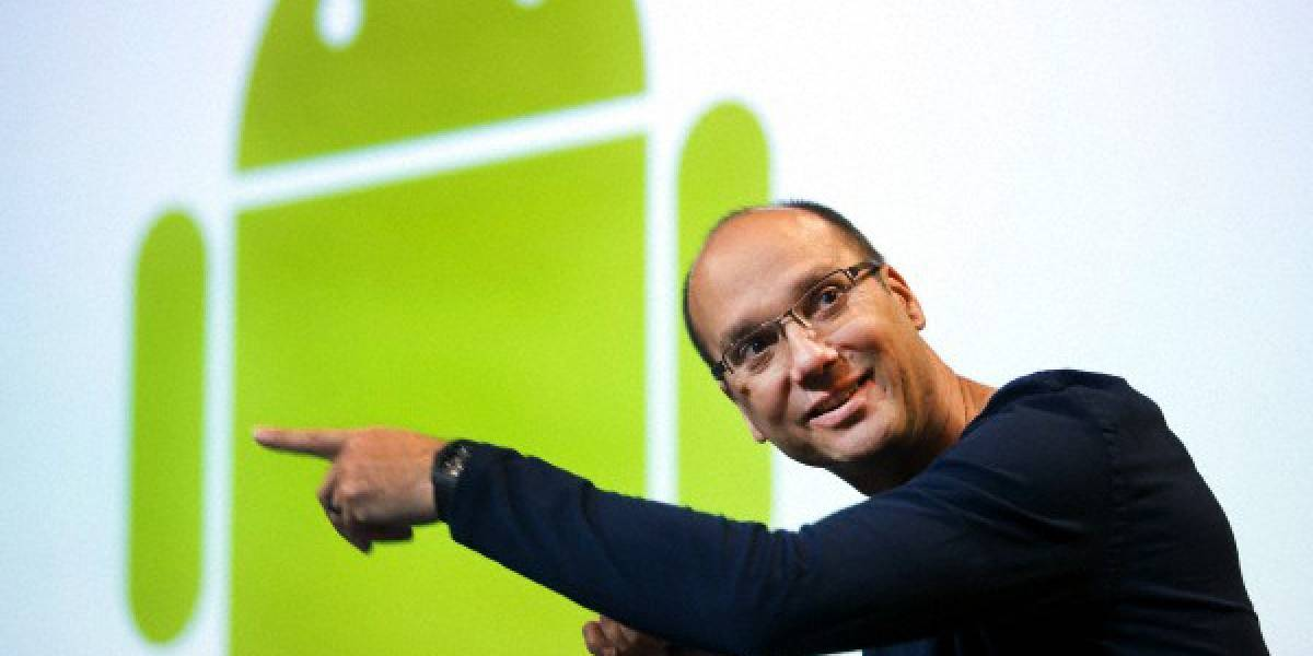 El padre de Android, Andy Rubin, da un teaser de su nuevo equipo