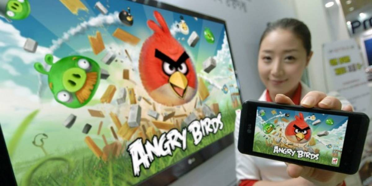 Angry Birds dice adiós a Windows Phone