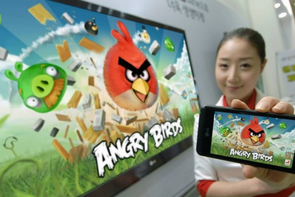 Angry Birds dice adiós a Windows Phone