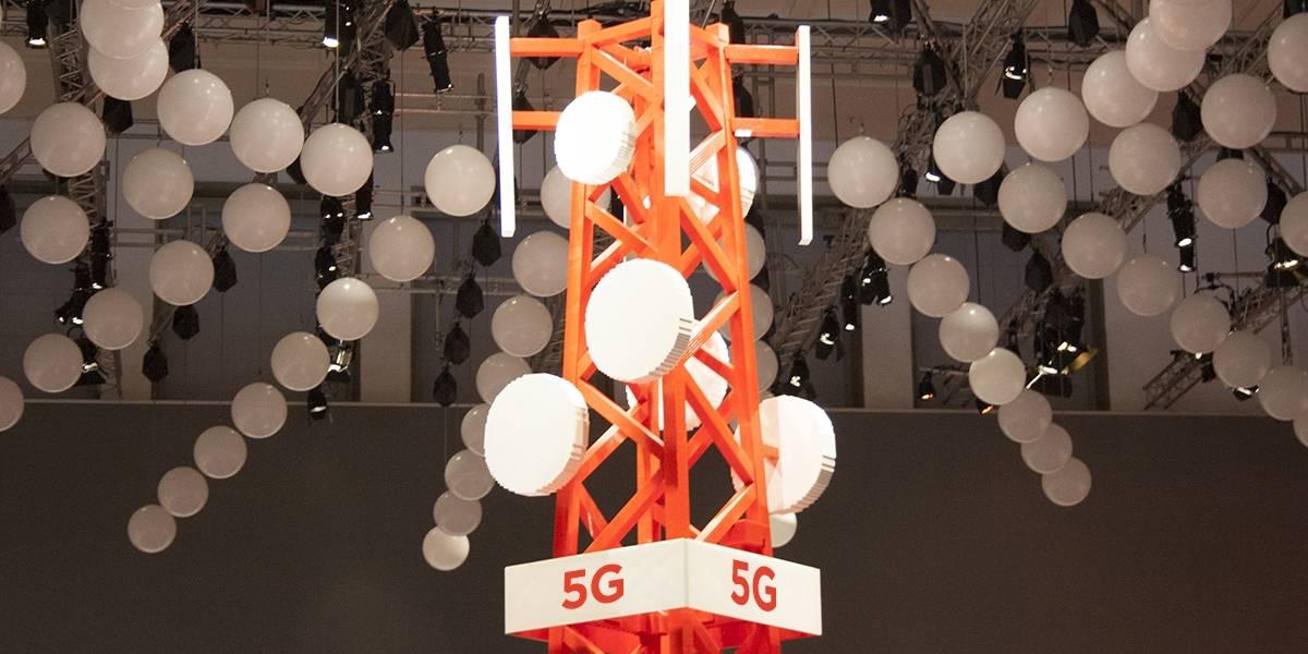 La red 5G estará disponible en 2020