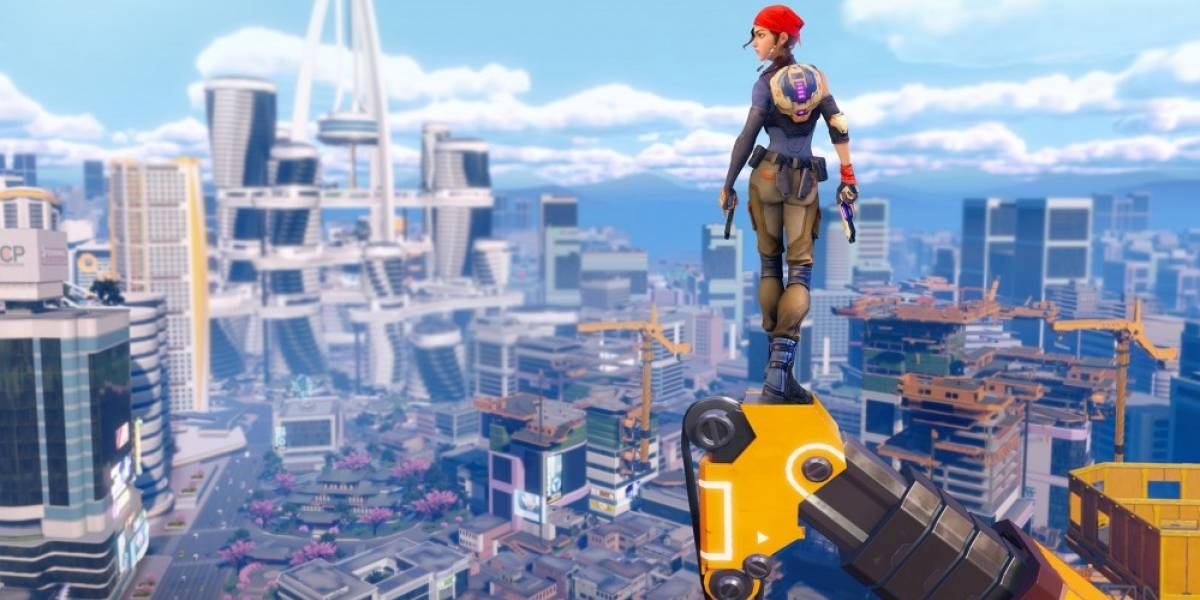 Agents of Mayhem a primera vista #E32016