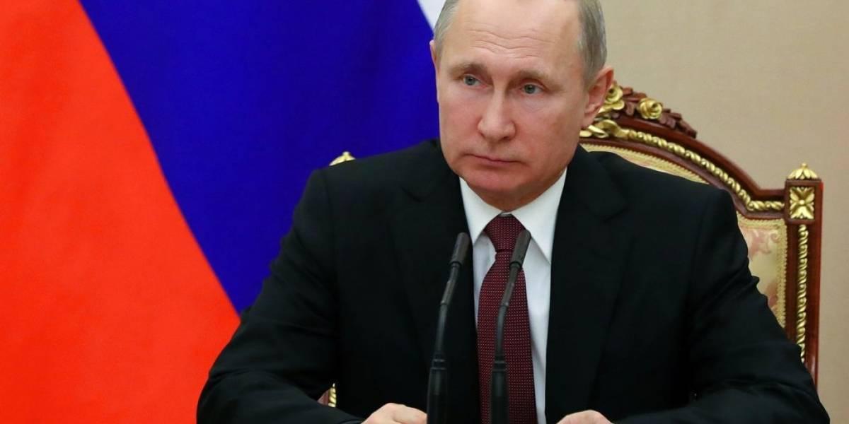 """EEUU desafía a Moscú y publica la """"lista Putin"""" con los 96 oligarcas y 114 altos funcionarios que se enriquecieron gracias al líder ruso"""