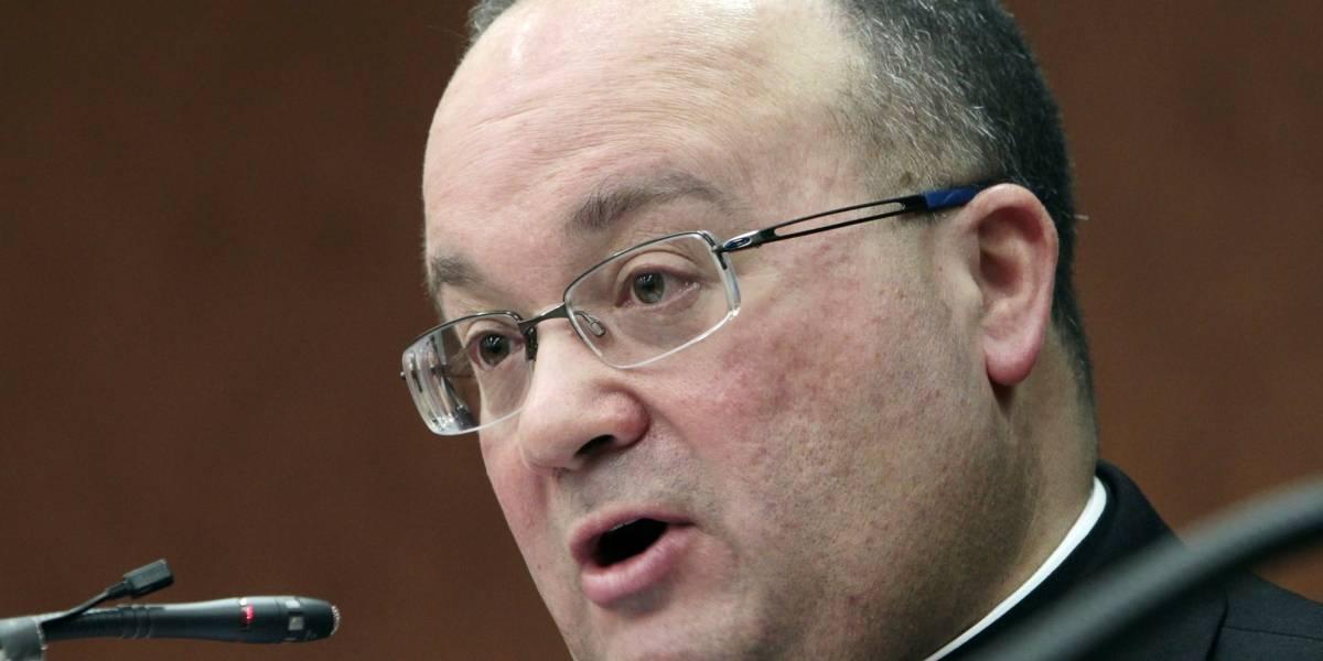 Efebofilia: el increíble descarte del emisario de la iglesia católica hacia casos de pedofilia