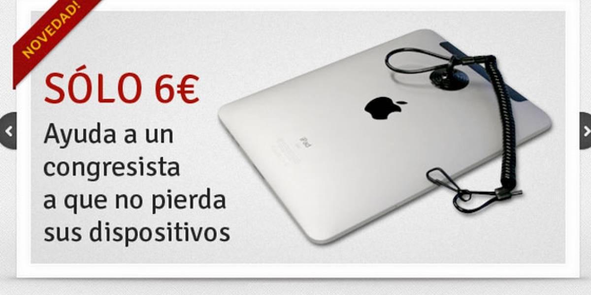 Lanzan campaña para que los diputados españoles no pierdan su iPad