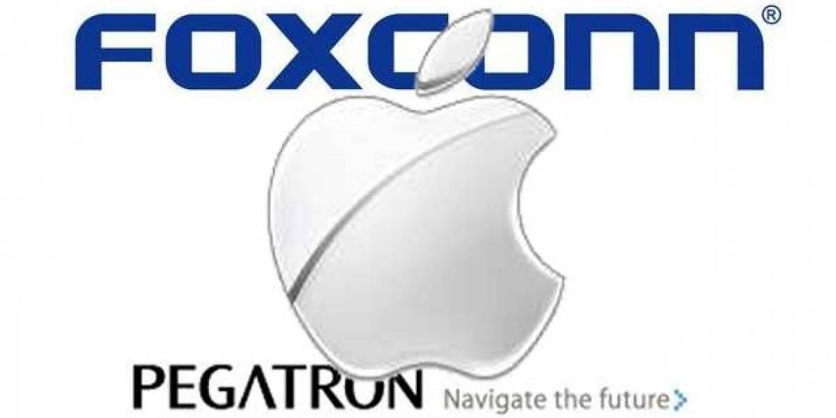 Pegatron podría ser el nuevo elegido de Apple: ¿Adiós Foxconn?