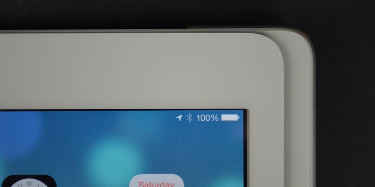 ¿Acaso así luce el iPad de quinta generación?