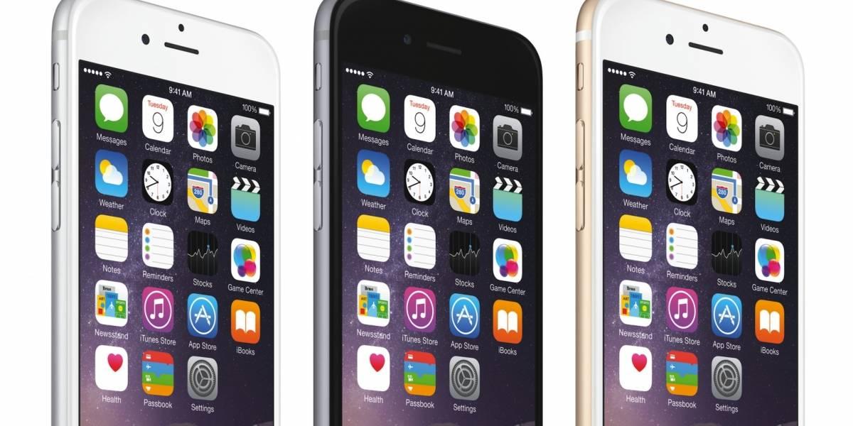 Apple vuelve a lanzar el iPhone 6, pero ahora en dorado y 32 GB de memoria