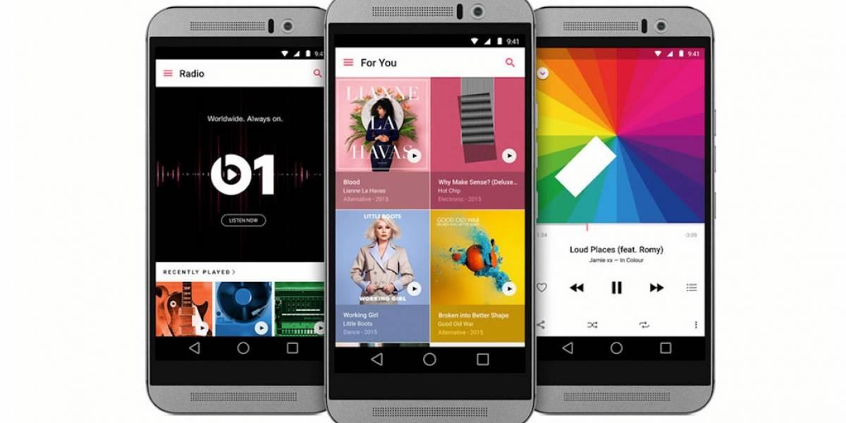 Apple Music sería rediseñado para iOS 11 incluyendo 10 series de TV