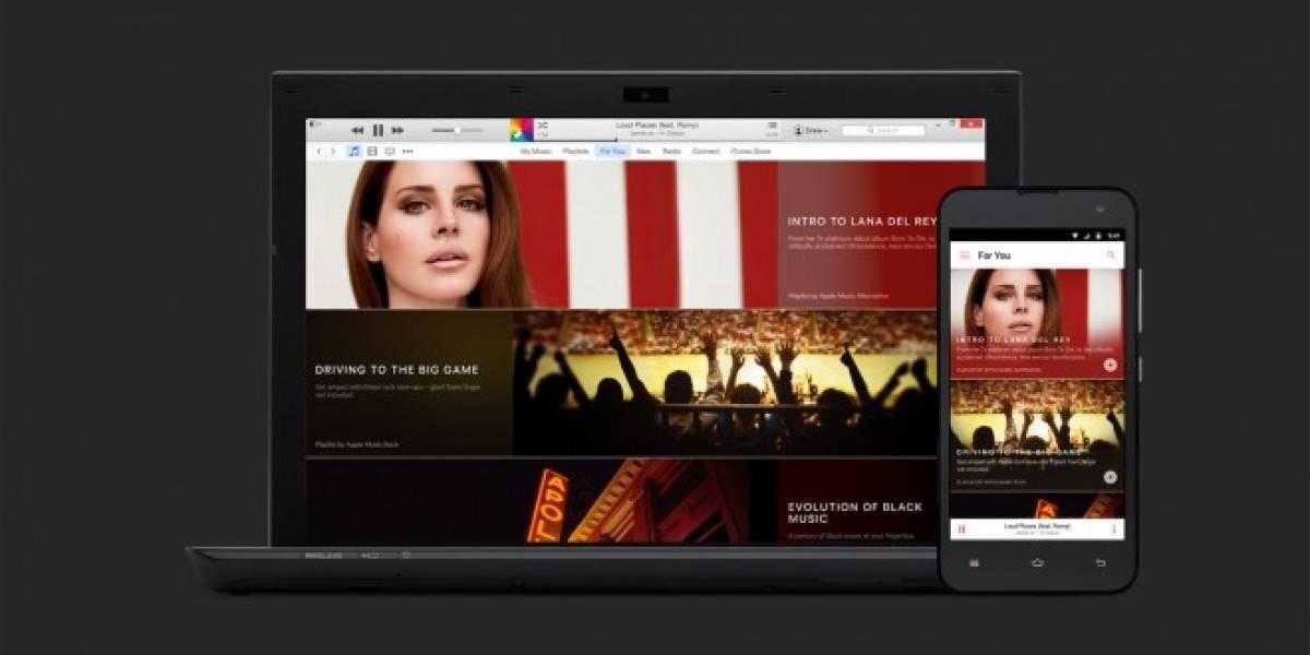 Apple Music deja de ser beta en Android