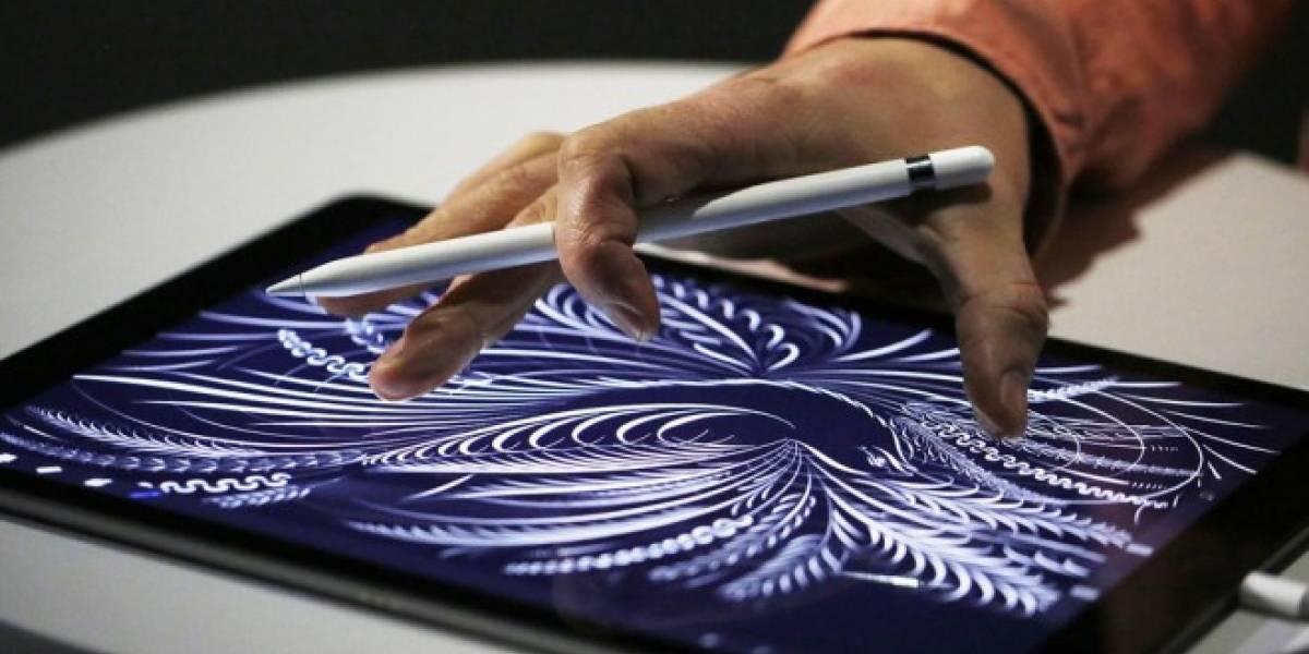 iPhone 7 podría ser compatible con el Apple Pencil