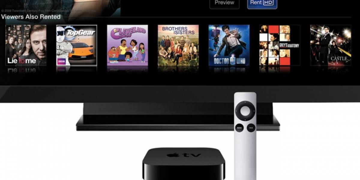 Futurología: Televisor de Apple usaría Siri, AirPlay y reconocimiento automático de usuarios