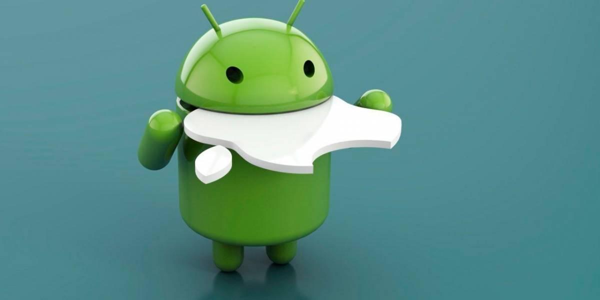 Android podría superar a Apple en ganancias pero hay un truco