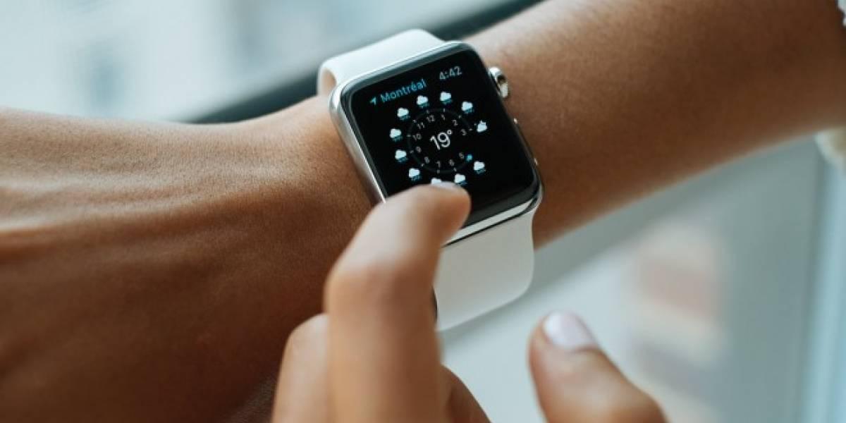 Nueva patente de Samsung revela diseños idénticos al Apple Watch