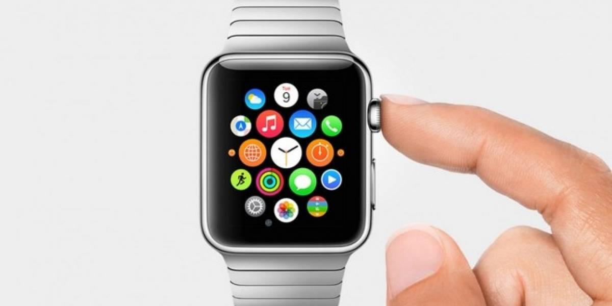 Fabricante de componentes pone fecha de lanzamiento al Apple Watch 2