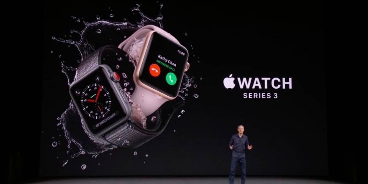 Apple admite que hay un gran problema con el Apple Watch Series 3