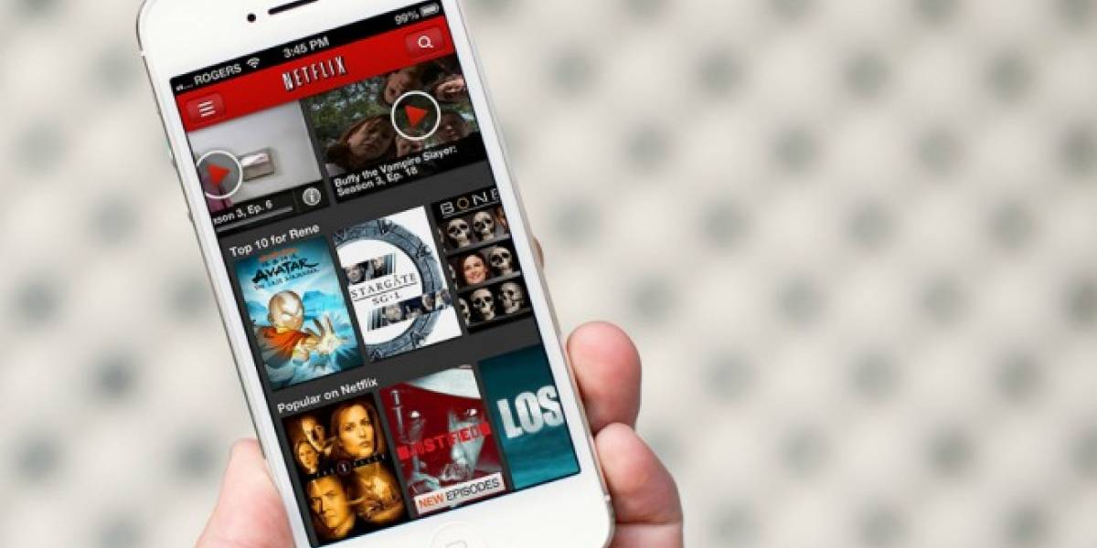 Netflix lanza una aplicación para medir tu velocidad de internet