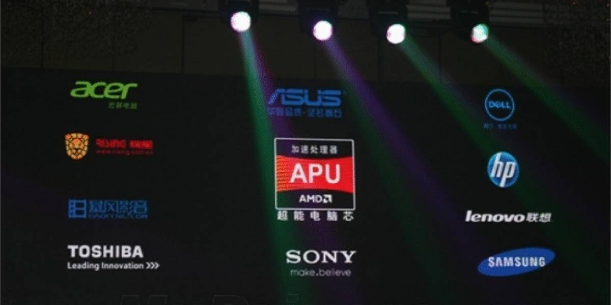 AMD anuncia a sus 10 APU Partners