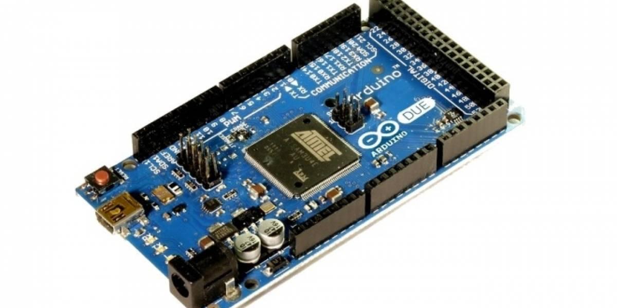 Arduino sube de nivel con el lanzamiento del Arduino Due