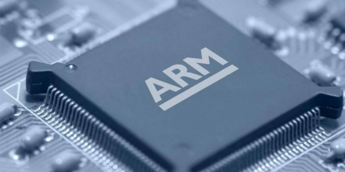 SoftBank adquiere la empresa de chips ARM por una cifra millonaria