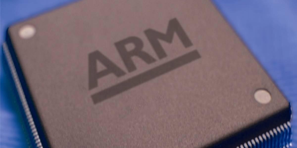 HP está considerando usar ARM en sus servidores