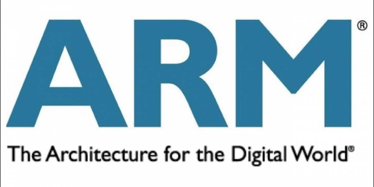 ARM posee el 95% del mercado de los smartphones