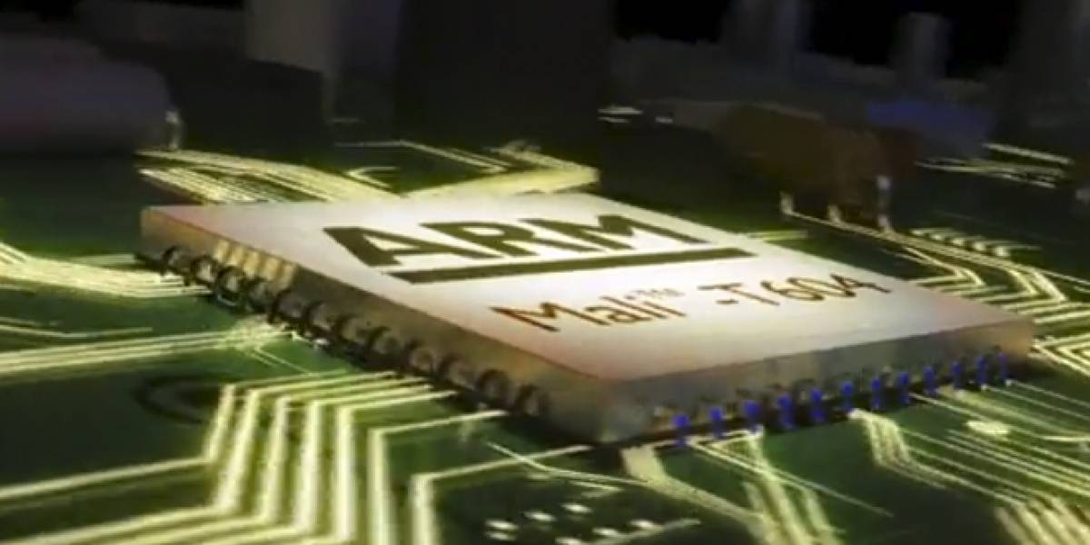 ARM envía su GPU Mali-T604 para obtener certificación OpenCL 1.1