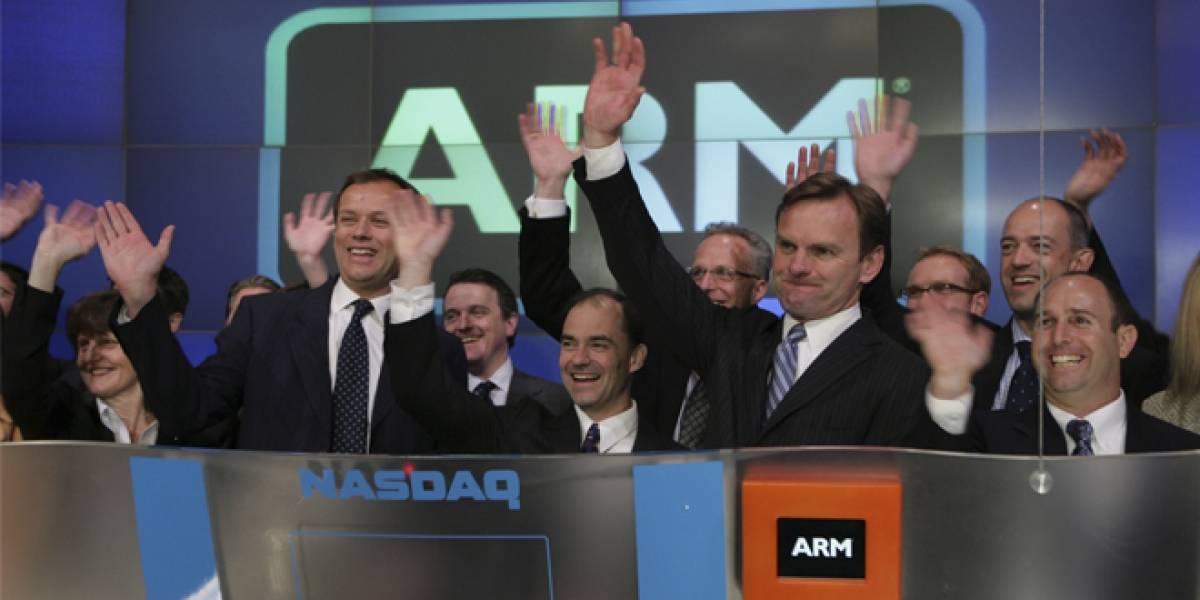 Ganancias económicas de ARM suben un 23%