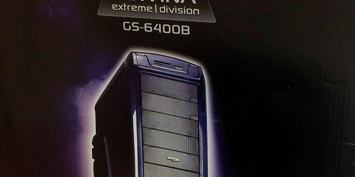 Sentey Arvina GS-6400B, un gabinete de lujo