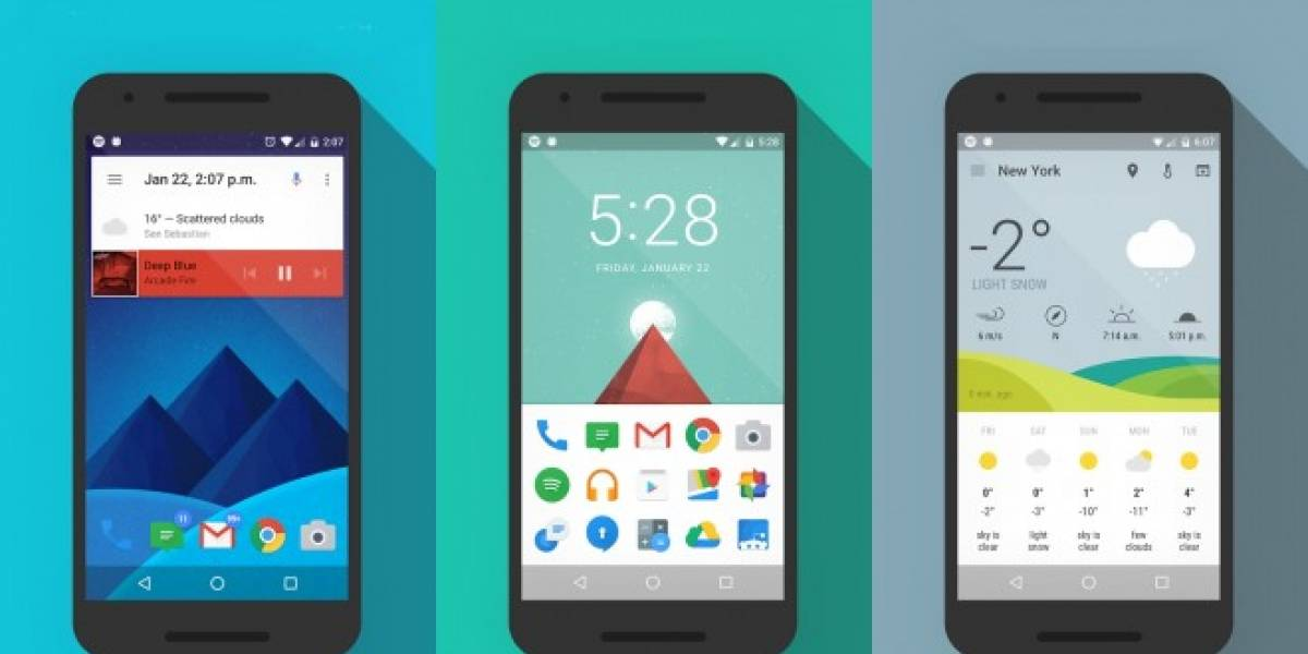 ASAP Launcher quiere ser el reemplazo de tu pantalla de inicio en Android