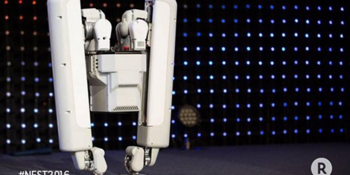 Así funciona el nuevo robot bípedo diseñado por Alphabet