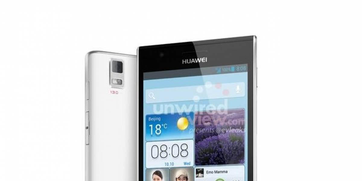 """El ataque de los teléfonos light: Huawei también tendrá equipos """"Mini"""""""