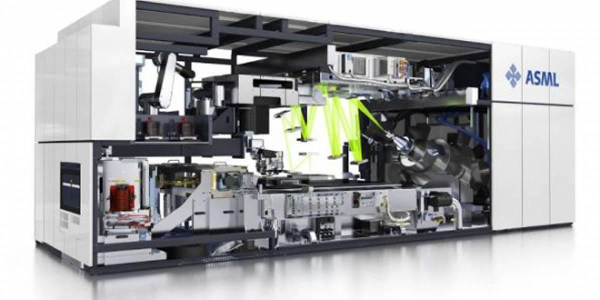 Intel sigue creciendo: Gasta USD$4.100 millones en equipamiento para fabricar chips