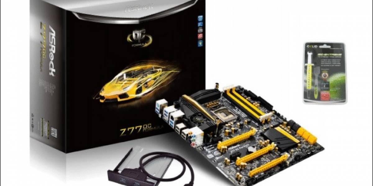 Tarjetas madre ASRock OC Series vendrán con pasta GELID GC-Extreme