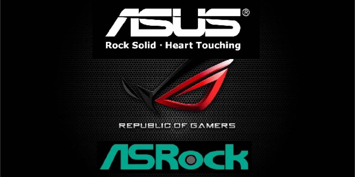 Rumor: ASUS planea adquirir a ASRock