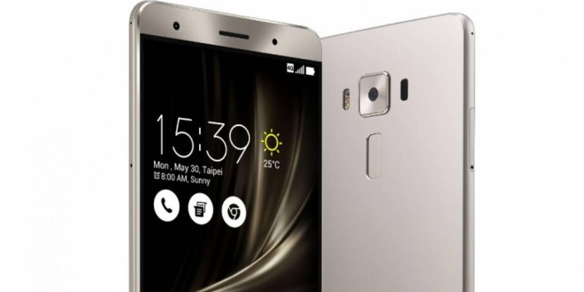 ASUS ZenFone 3 Deluxe será el primer smartphone con Snapdragon 821