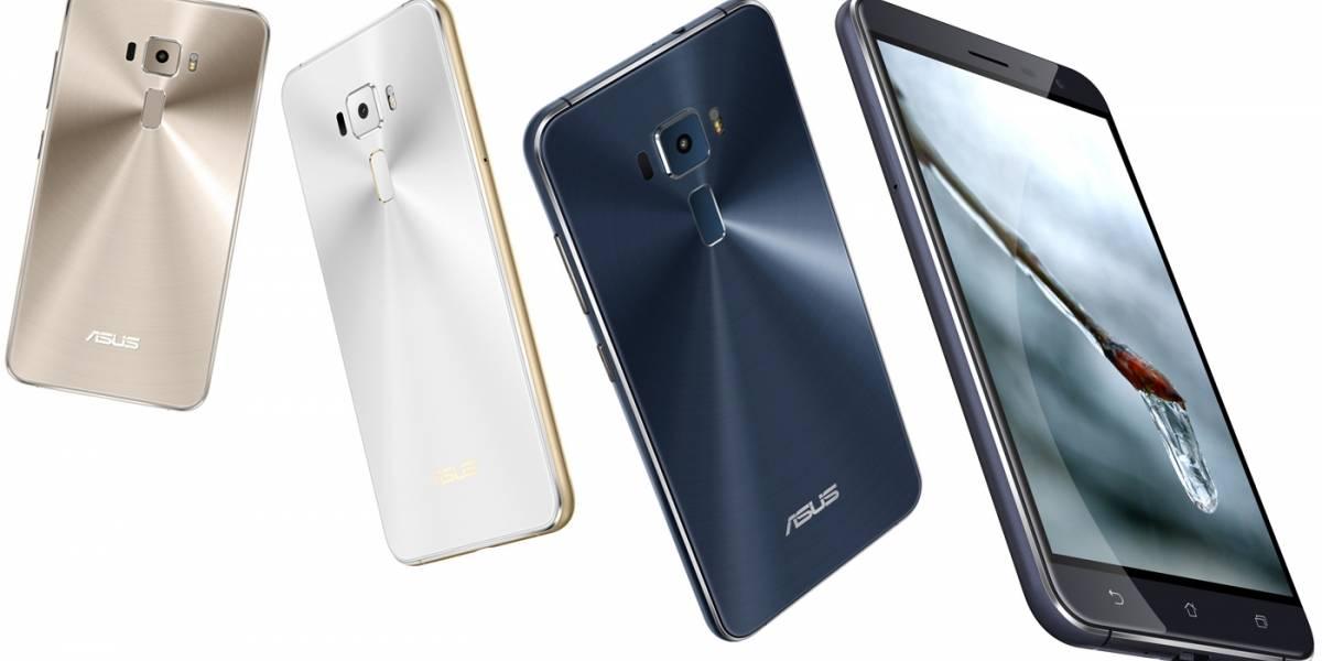 Asus llega con el Zenfone 3 oficialmente a Latinoamérica