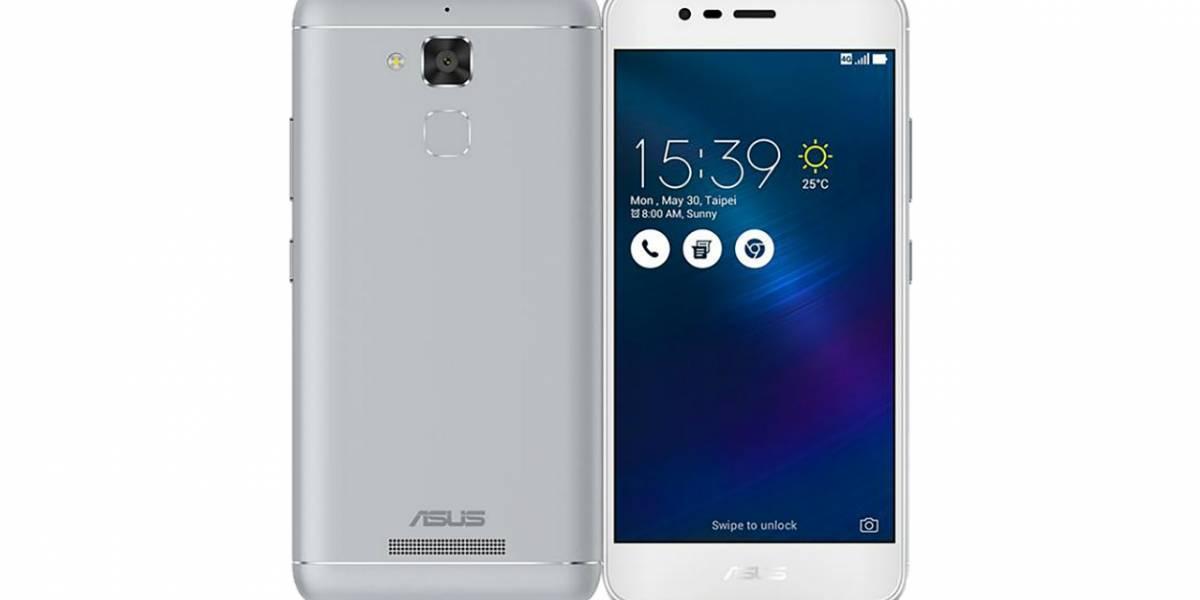 Asus ZenFone 3 Max comienza a recibir Android 7.1.1